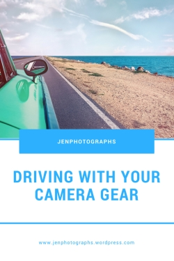 pinterest graphics Driving with camera gear car beach ocean road trip