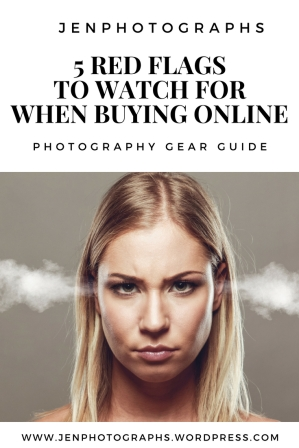 Gear Guide Shopping red flags buying angry woman person pinterest graphics